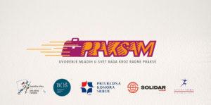#Praksam II – program kvalitetnih praksi kao lek za nezaposlenost mladih