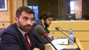 Alumni Pravnog fakulteta Union, Petar Žmak i Nikola Kovačević pred Komitetom za ljudska prava Ujedinjenih Nacija