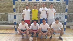Futsal ekipa studenata Pravnog fakulteta Univerziteta Union u finalu Kupa