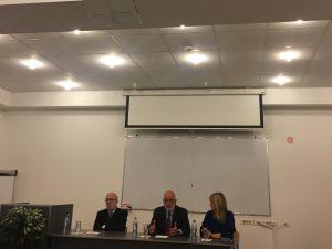 Gostujuće predavanje prof. dr Vladete Jankovića