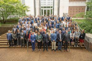 Doc. dr Mario Lukinović održao predavanje na Pravnom fakultetu Univeziteta Vanderbilt u Nešvilu, SAD u okviru Svetskog kongresa profesora i naučnih istraživača intelektualne svojine